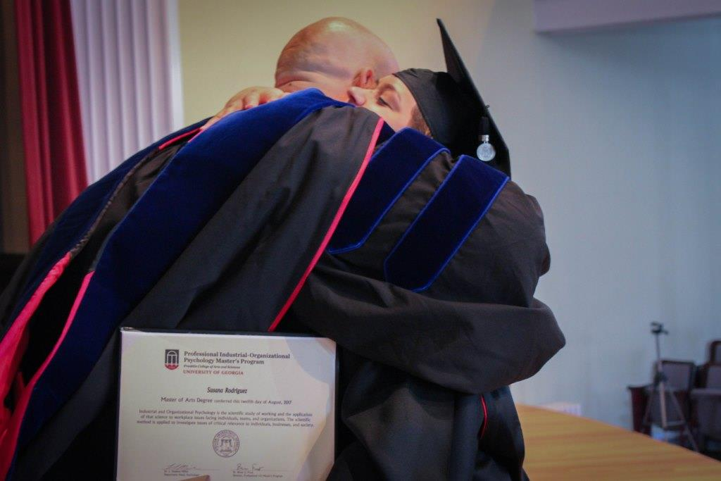 University Of Georgia Athens >> Congratulations to the 2017 IOMP Graduates | The Department of Psychology