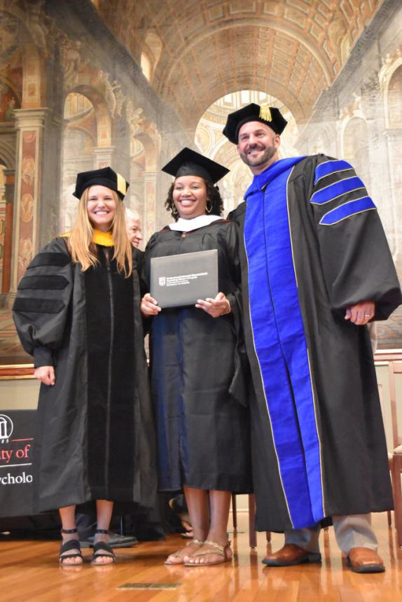 IOMP Graduate and Faculty