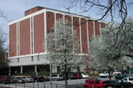Picture of the Psychology building